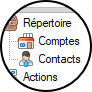 Gestion de contacts et getion de la relation client (crm)